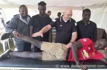 Tsawwassen physiotherapist honoured by national association - Delta-Optimist