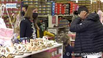 SCHWEIGHOUSE-SUR-MODER : Les commerces dits non-essentiels ont retrouvé leurs clients. - alsace20.tv