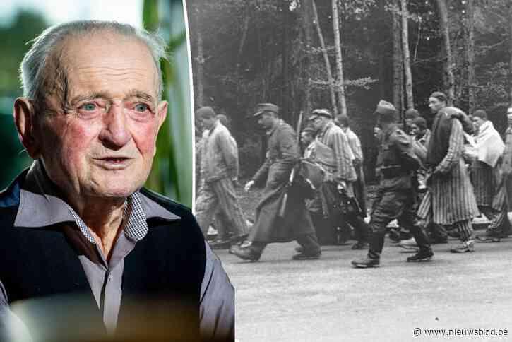 Louis is één van de laatste Vlaamse getuigen van een stuk gruwelijke geschiedenis dat bijna vergeten was