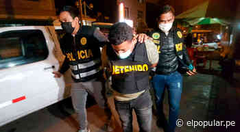Santa Anita: PNP capturó a delincuente que robó 25 mil soles a una pareja - ElPopular.pe