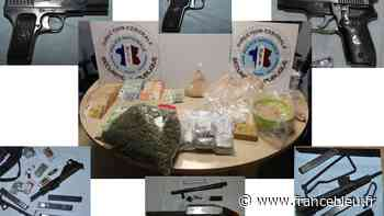 Un important trafic de drogue démantelé à Laxou-Provinces - France Bleu