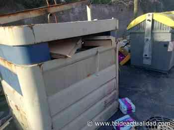 La Herradura invita al Diputado del Común a comprobar el mal estado del barrio - TeldeActualidad.com