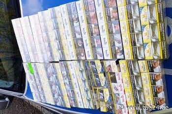 Nur zum Einkaufen quer durch Deutschland? Zigaretten-Schmuggler aus Kassel in Zittau aufgeflogen! - TAG24