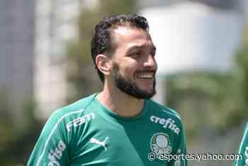 Edu Dracena diz que o Palmeiras é o time a ser batido hoje - Yahoo Esportes