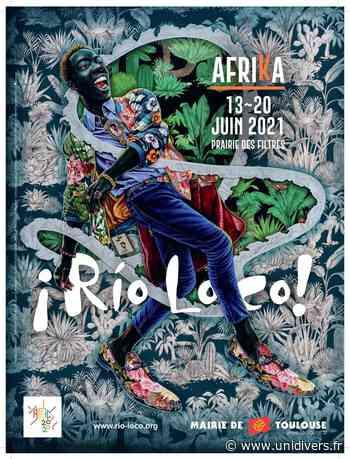 FESTIVAL RIO LOCO 2021 Launaguet dimanche 13 juin 2021 - Unidivers