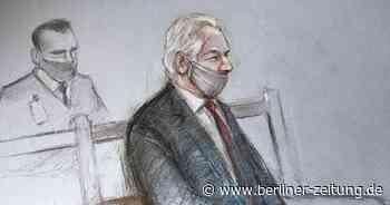 """Fall Julian Assange: """"Die wirklichen Verbrecher sind bis heute straflos"""" - Berliner Zeitung"""