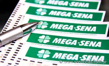 Mega-Sena faz ganhadores em Alta Floresta e Santo Antônio do Leste; prêmio de R$ 56,4 mil - Só Notícias
