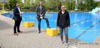 Corona NRW: Freibad in Grefrath öffnet für Vereine - Westdeutsche Zeitung