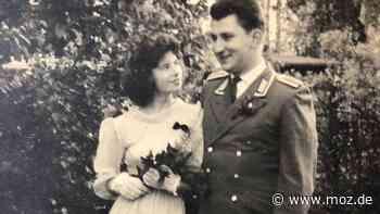 Diamantene Hochzeit: Paar aus Strausberg findet die große Liebe an der Großen Straße - moz.de