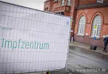 Impfzentrum Cuxhaven: Mit Glück sofort zum Termin - Nord24