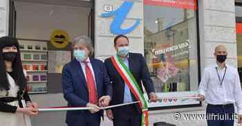 Taglio del nastro per il nuovo infopoint di Cormons - Il Friuli