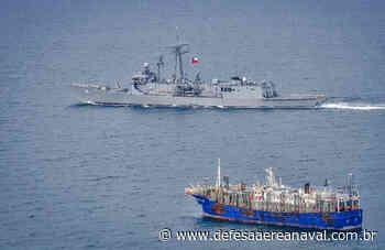 Marinha do Chile supervisiona a frota pesqueira internacional no Estreito de Magalhães - Defesa Aérea & Naval