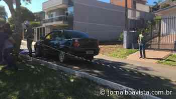 Jackson Marcelo Oliveira é a vítima do acidente de trânsito no bairro Novo Horizonte - Jornal Boa Vista