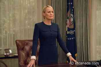 Robin Wright Says Cancelling 'House Of Cards' Following Kevin Spacey Scandal Would Have Been 'Unacceptable' - ETCanada.com