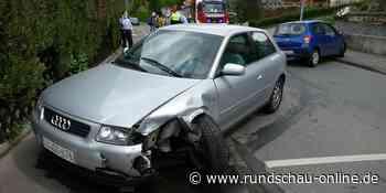 Unfall in Lohmar: Senior kollidiert mit parkendem Fahrzeug - Kölnische Rundschau
