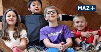 Kinder im Chat zwischen Kleinmachnow und Tel Aviv Israel über Schule, Freizeit, Raketenangriffe - Märkische Allgemeine Zeitung