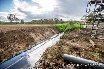 Gingelom heeft slechtste zuivering van rioolwater in Limburg - Het Nieuwsblad