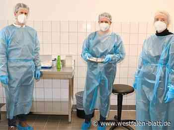 Größte Sorgfalt bei den Impfstoffen - Westfalen-Blatt