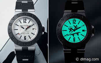 Bulgari Aluminium Steve Aoki luxury watch glows to match DJ's style - dlmag