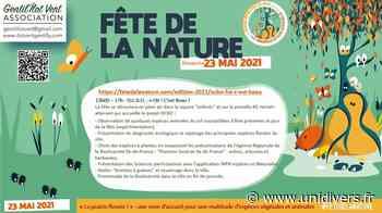 Fête de la Nature 2021 Parcelle projet OCBO dimanche 23 mai 2021 - Unidivers