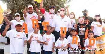 Arturo Dávalos se reúne con vecinos de Loma Bonita - Noticias en Puerto Vallarta - Tribuna de la Bahía