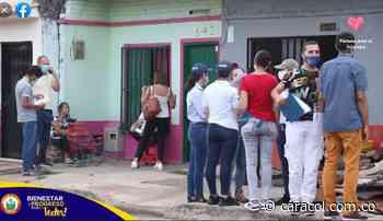 En Viterbo instalan el plan de acción para la recuperación de la emergencia - Caracol Radio