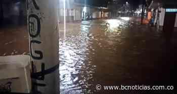 Creciente de la quebrada Mellizo causó inundaciones en Viterbo - BC Noticias