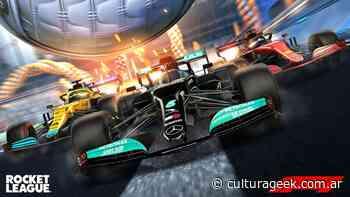 Rocket League suma a todos los autos de Formula 1 en el fin de semana del Gran Premio de Monaco - Cultura Geek