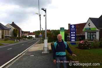 GALMAARDEN - Het plaatsen van een ANPR-camera zorgt voor wrevel in de Geraardsbergsestraat - Editiepajot