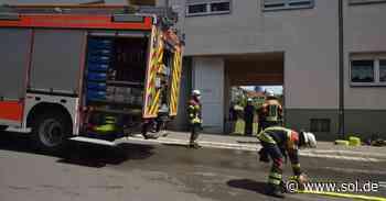 Saarbrücken: Schwenker löst Brand in Jakobstraße in Burbach aus - Feuerwehr und Polizei im Einsatz - sol.de