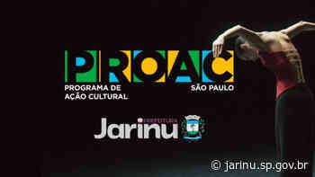 Prefeitura de Jarinu incentiva artistas locais a se inscreverem no Proac - Prefeitura Municipal de Jarinu