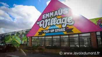 Emmaüs village va enfin ouvrir ce week-end, près d'Auchan-Roncq - La Voix du Nord
