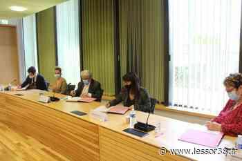 Echirolles/Caf et Département coordonnés pour les politiques sociales - Essor Isère