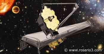 NASA lanzará en octubre un gigantesco telescopio para observar los confines del universo - Rosario3.com