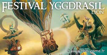 Festival Yggdrasil Troisième édition - Rom Game Retrogaming