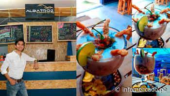 Leche de Tigre con pisco, la nueva creación de un joven emprendedor piurano que no te puedes perder - Infomercado