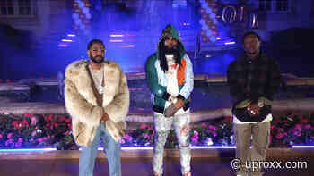 Sada Baby, Big Sean, And Hit-Boy Thow A Wild Party In 'Little While' - UPROXX