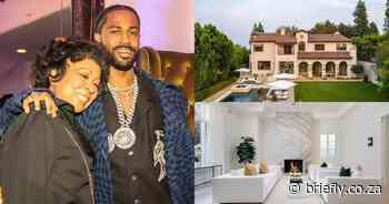 Inside Rapper Big Sean's R176m Dazzling Mansion He Shares With His Mum - Briefly