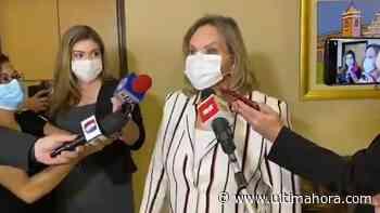 Lilian Samaniego justifica vacunación vip de Mirta Gusinky - ÚltimaHora.com