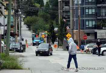 Commuter alert: traffic calming on Port Moody's Spring Street starts next week - The Tri-City News