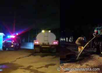 Por olor a gas en Tepeji, trasladan a 4 vecinos al hospital - La Silla Rota