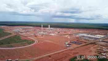 Justiça proíbe LD Celulose de lançar resíduos no Rio Araguari acima da ETA Capim Branco de Uberlândia - G1