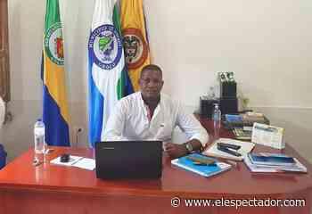 """""""Nuquí tiene 13 policías para 16.000 habitantes"""": Yefer Gamboa, alcalde del municipio - El Espectador"""