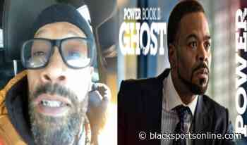 Redman Talks Power Book II: Ghost Season 2 Role As Method Man Brother; Says He Would've Never Accepted Role If Playing A Different Character - BlackSportsOnline