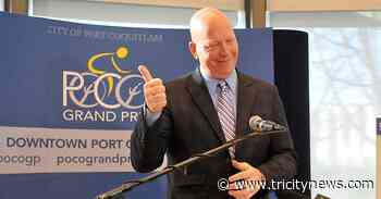 Former Port Coquitlam Mayor Greg Moore named new BCLC board chair - The Tri-City News