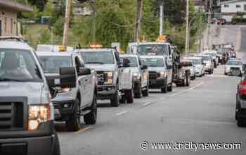 Port Coquitlam hosts May Day drive thru event May 8, 2021 - The Tri-City News