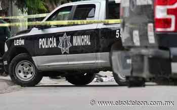 [VIDEO] Lo matan a balazos en Valle de San José - El Sol de León