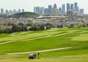 Golf courses, tennis courts among Ontario rec facilities set to reopen - Richmond News