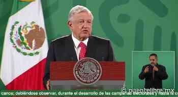 La mañanera en vivo: reporte de seguridad nacional - Puente Libre La Noticia Digital