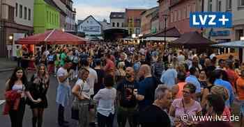Eilenburg will beim Kultursommer 2021 mitmischen - Leipziger Volkszeitung